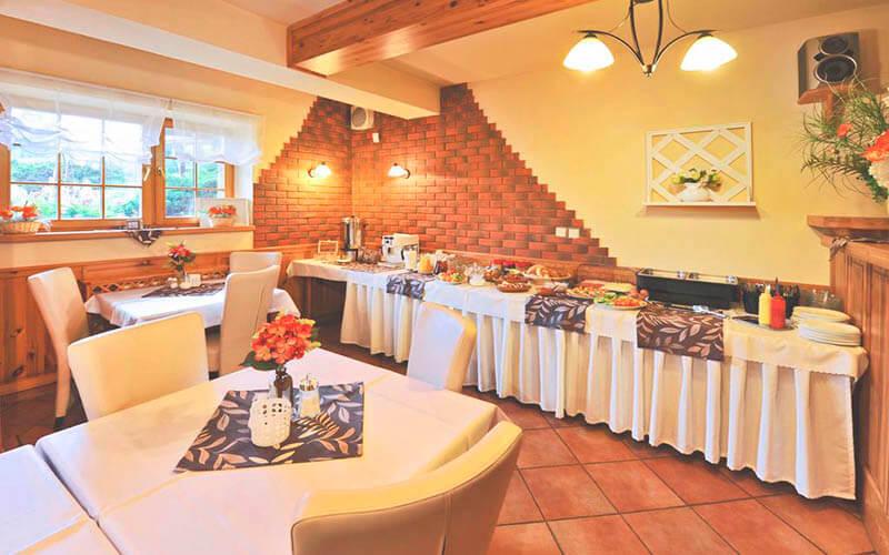 ресторан Aplend Depandance Magnolia 3*, Татранска Ломница, Словакия