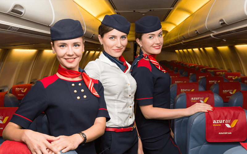 Екіпаж Azur Air
