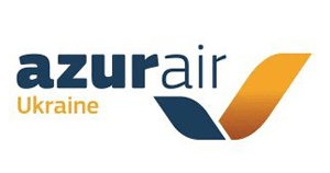 Azur Air Ukraine лого