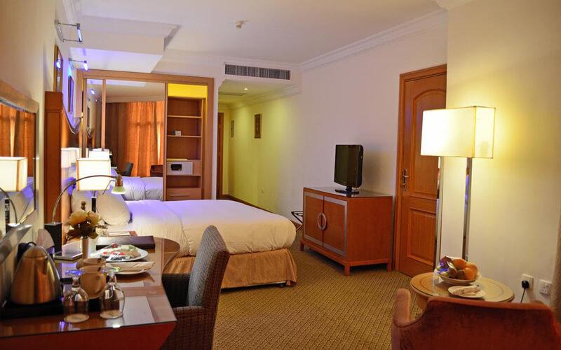 Номер в отеле Belle Vue 4*, Иордания, Амман