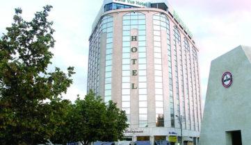 Отель Belle Vue 4*, Иордания, Амман