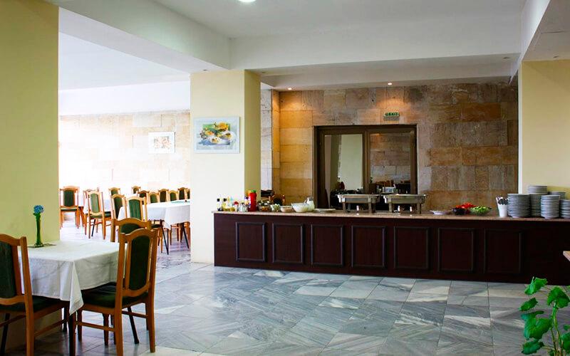 Ресторан, готель Бісер 2*, Балчик, Болгарія