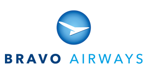 Bravo Airways лого