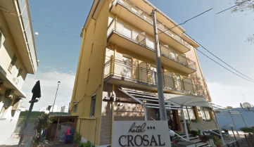 Crosal Hotel 3*, Римини, Италия