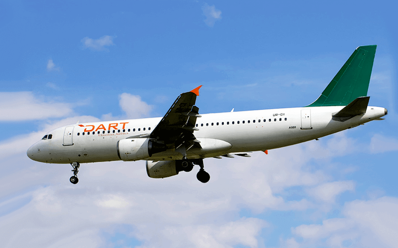 авиакомпания Dart Airlines