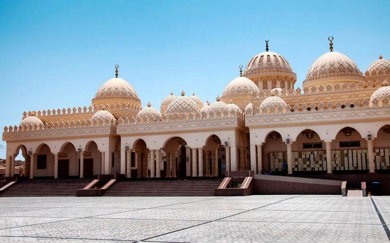 Мечеть Ель-Міна, Єгипет