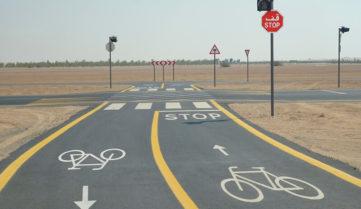 В Арабських Еміратах створять супер умови для велотуристів!