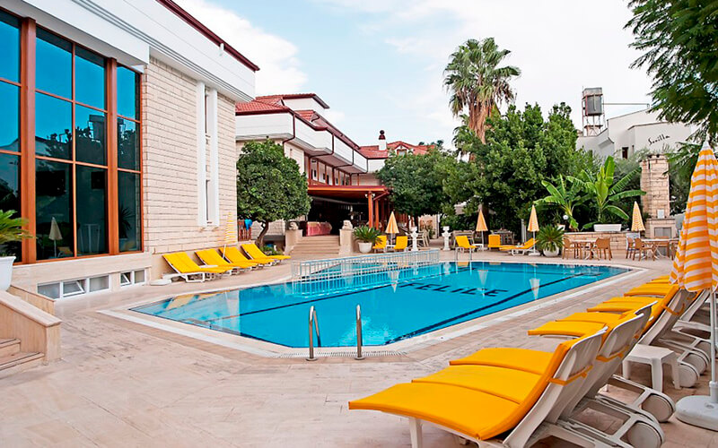 Felice Hotel 3*, Кемер, Туреччина