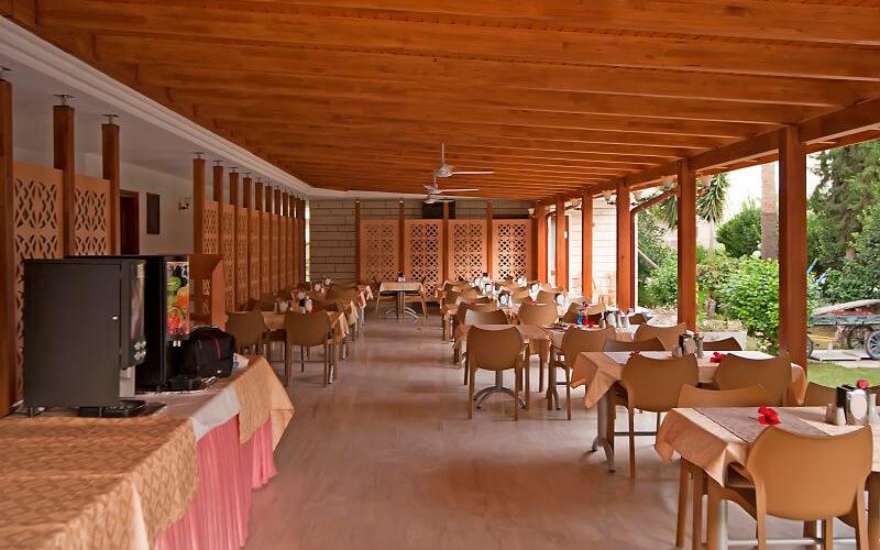Ресторан в Felice Hotel 3*, Кемер, Турция