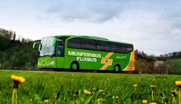 Европейский автоперевозчик Flixbus теперь в Украине!