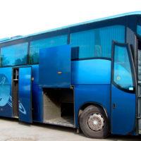 Возобновлён ночной автобусный рейс Харьков - Николаев