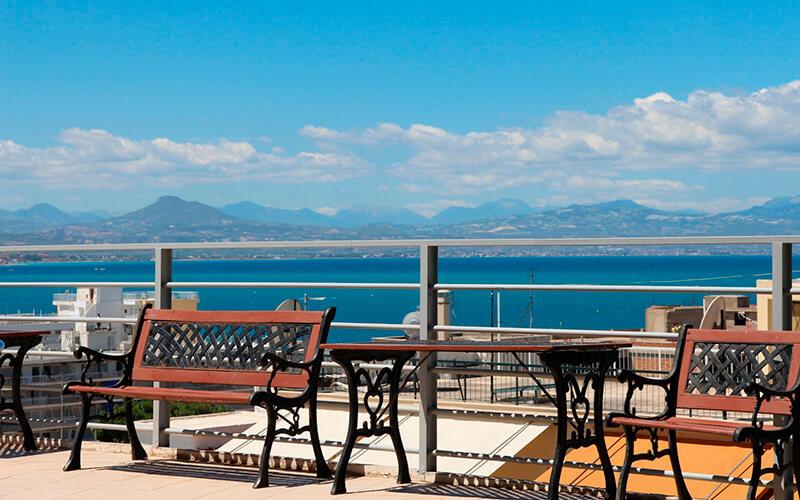 Тур в отель Mantas 3*, Лутраки, Греция