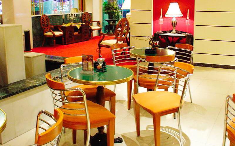 Ресторан, отель Mantas 3*, Лутраки, Греция
