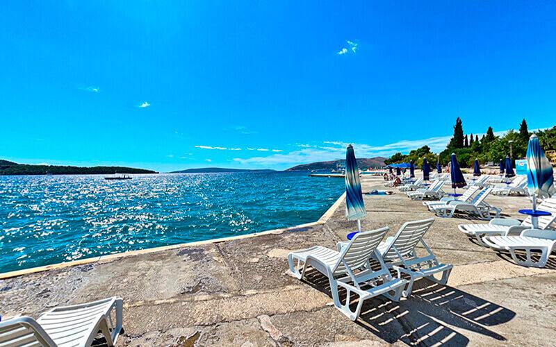Пляж, Хорватія