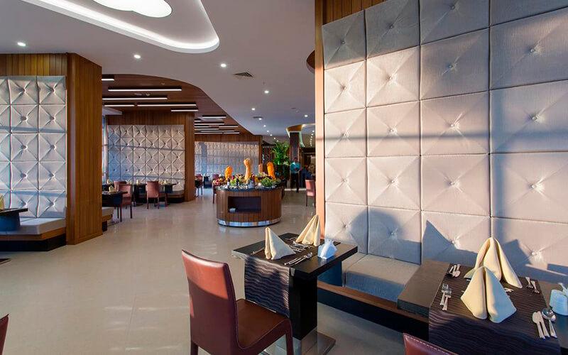 Ресторан в Michell Hotel 5*, Аланья, Турция