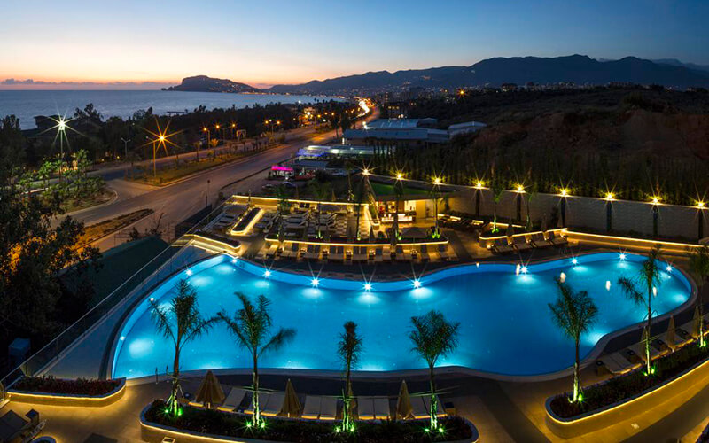 Michell Hotel 5*, Аланья, Турция