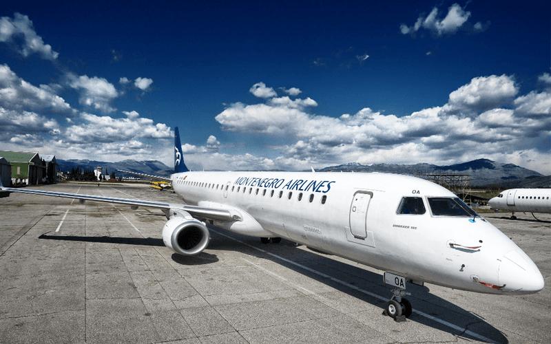 авиакомпания Montenegro Airlines
