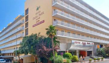 Oasis Park & Spa Hotel 4*, Коста Брава, Испания