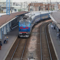Появился новый поезд Одесса - Хмельницкий - Одесса