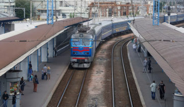 З'явився новий потяг Одеса – Хмельницький – Одеса