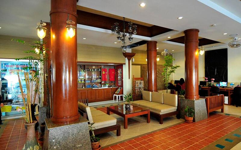 Ресторан Poppa Palace 3*, о. Пхукет, Таиланд