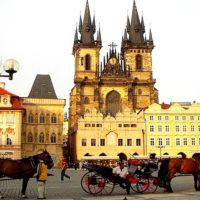 Автобусный тур выходного дня: Польша — Чехия