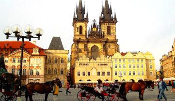 Автобусный тур Краков - Прага