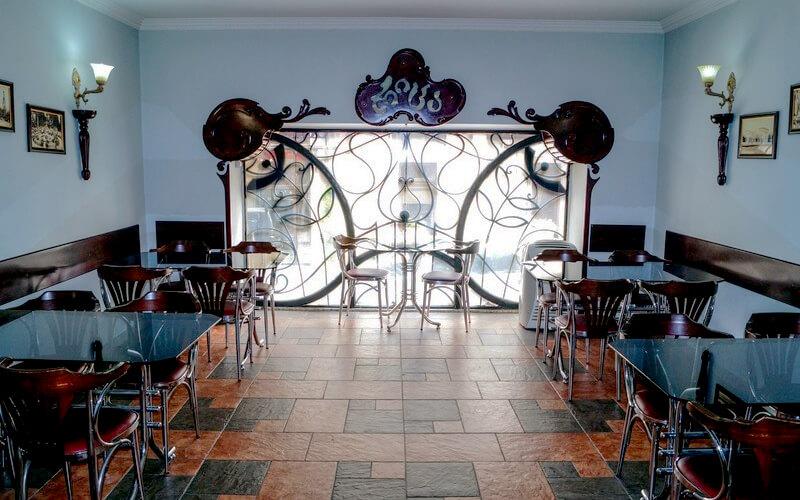 Ресторан в Ritsa Hotel 3*, Батумі, Грузія