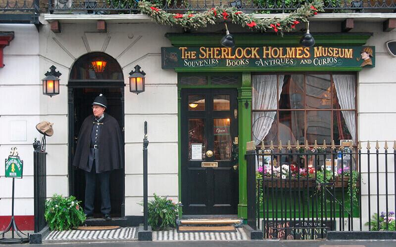 Дом Шерлока Холмса