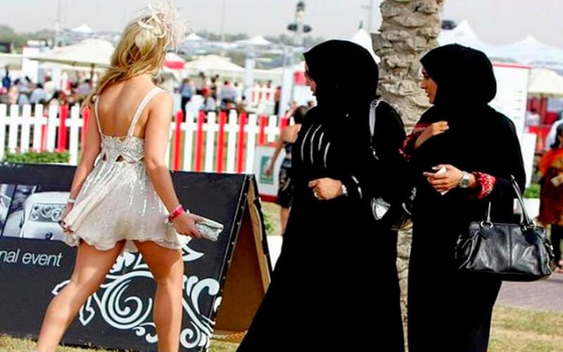 Нормы в ОАЭ