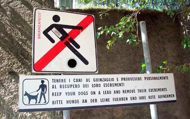 Штрафы в Италии