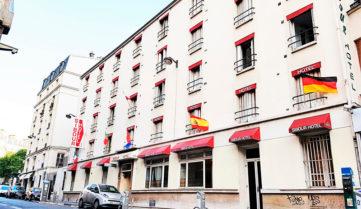 отель Sibour 2*, Париж, Франция