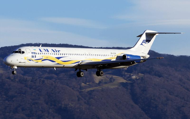 Авіакомпанія UM Air