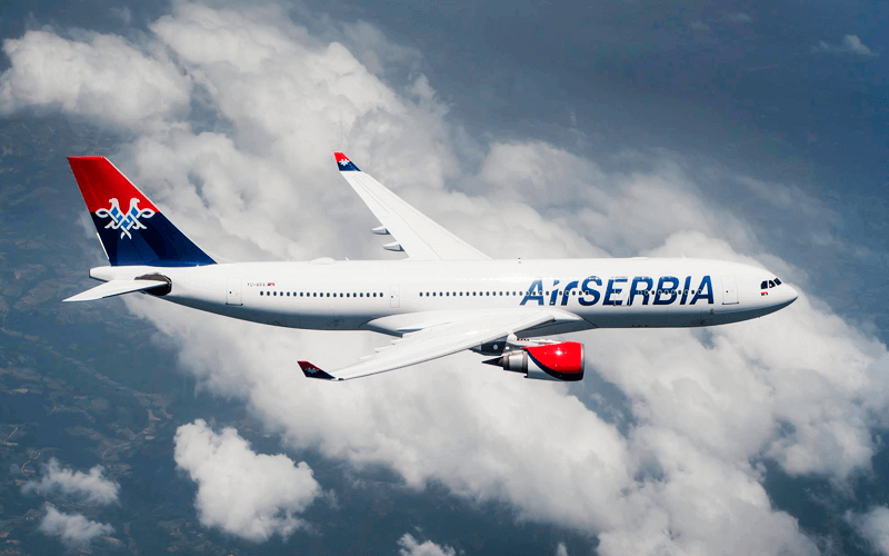 авиакомпания Air Serbia