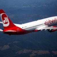 Перевізник Air Berlin — банкрут!
