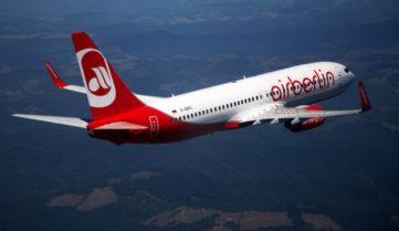 Перевозчик Air Berlin — банкрот!