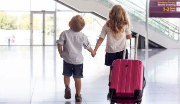 Як по безвізу поїхати дитині