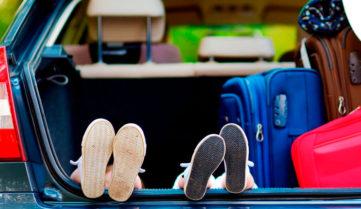 Поїздка до Європи з дитиною