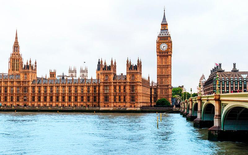 Лондон, Биг-Бен