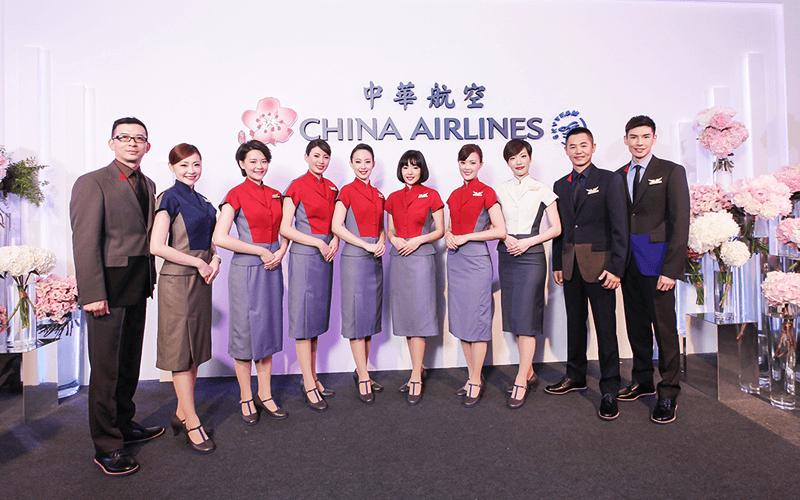 екіпаж авіакомпанії China Airlines