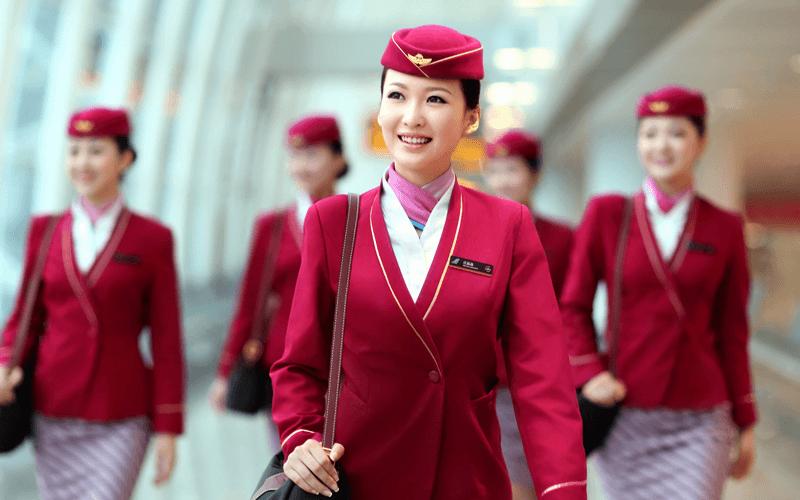 екіпаж авіакомпанії China Southern Airlines