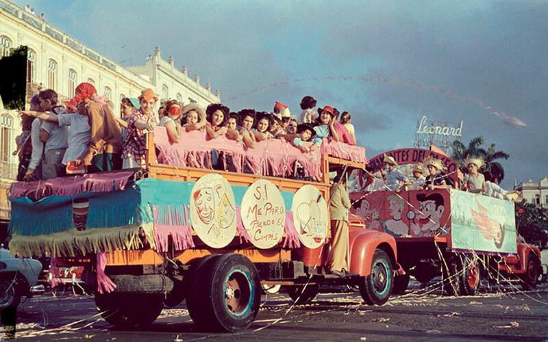 Куба до революции