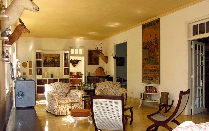 Дом Хемингуэя на Кубе