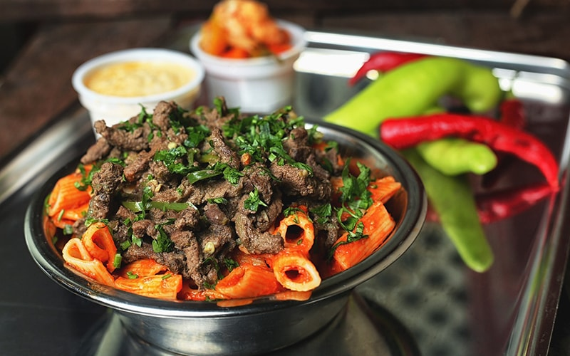 Національні страви Єгипту