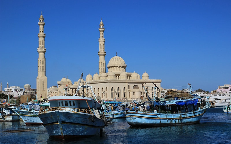 Мечеть Эль Мина, Египет