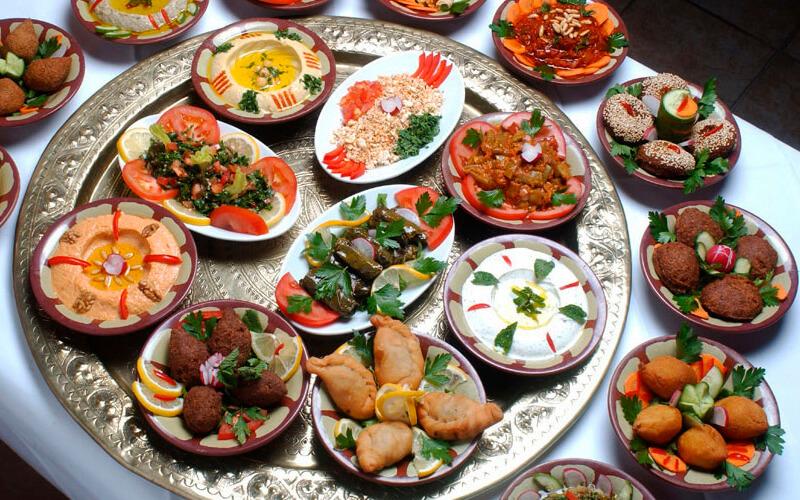 Национальные блюда Египта