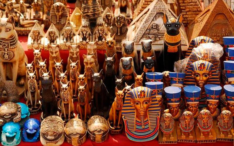 Египетский рынок