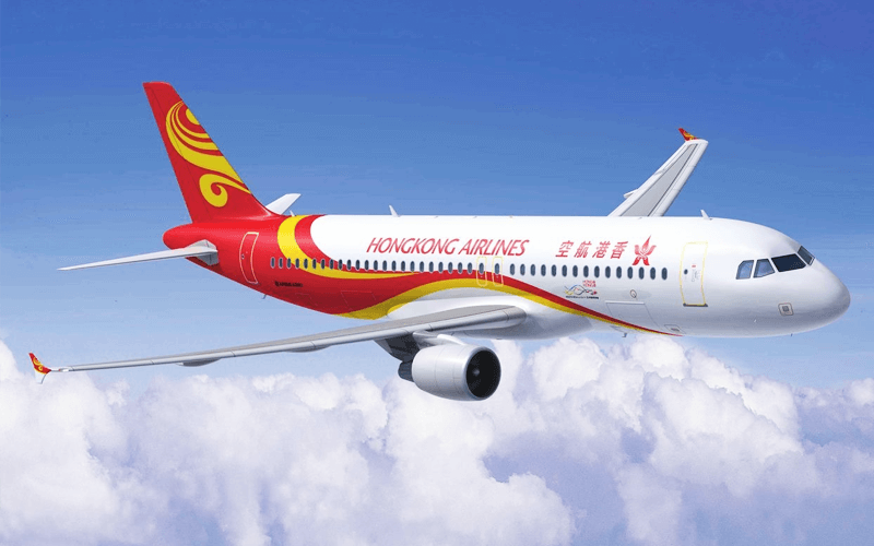 авіакомпанія Hong Kong Airlines