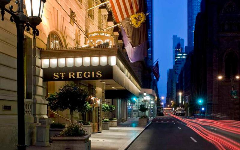 Готелі у США