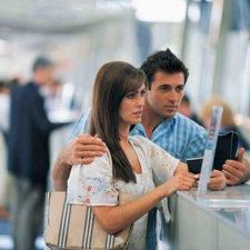 Регистрация на рейсы МАУ